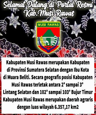 Pemerintah Kabupaten Musi Rawas